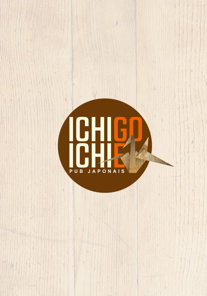Ichigo Ichie Menu Cover
